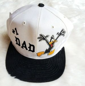Other - Daffy Duck Number # 1 Dad Hat